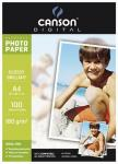 Photo paper Canson glossy A4 180 gr Everyday 100pages