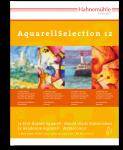 AquarellSelection Selection 12 papers / Δειγματολόγιο με όλα τα χαρτιά ακουαρέλας  της Hahnemuhle