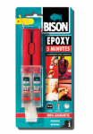 Bison epoxy glue 5 minutes
