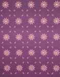 Χαρτί λουλούδια μώβ 50 χ 70 cm