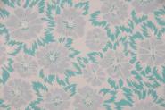 Χαρτί με λουλούδια βελουτέ 50 χ 70 cm