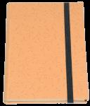 Χειροποίητο Μπλόκ Α5 με λάστιχο