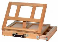 Επιτραπέζιο καβαλέτο με συρτάρι