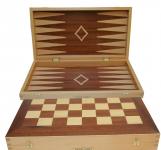 Τάβλι - Σκάκι απλό φλάτ