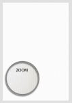 Γκοφρέ χαρτόνι Τwill 240γρ. Λευκό 10φ.