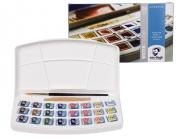 Van Gogh water colour plastic set