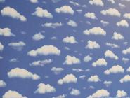 Χαρτόνι σύννεφα δύο όψεων