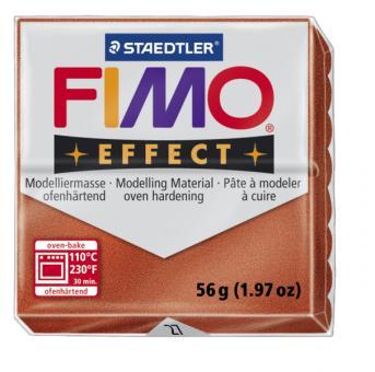 Fimo effect Metalic colour cooper