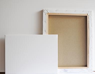 Τελάρα ζωγραφικής-βαμβακερός καμβάς Α' ποιότητας