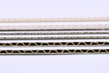 Χαρτόνι οντουλέ άσπρο-άσπρο 3,00mm