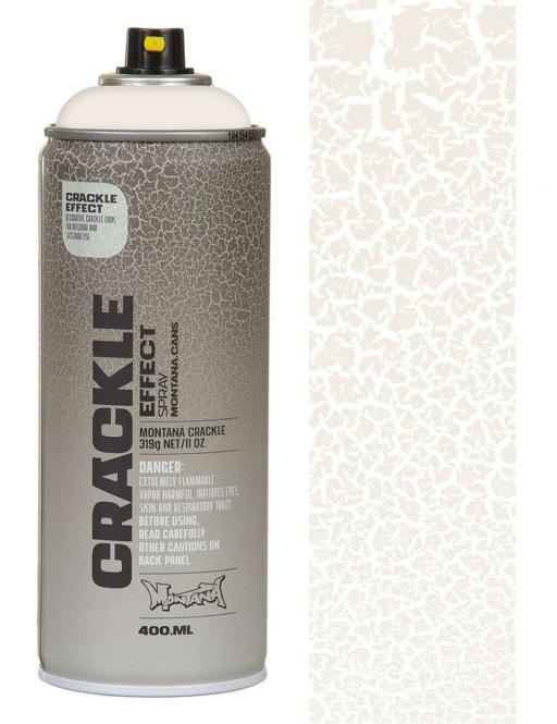 Montana Crackle Spray Paint 400ML