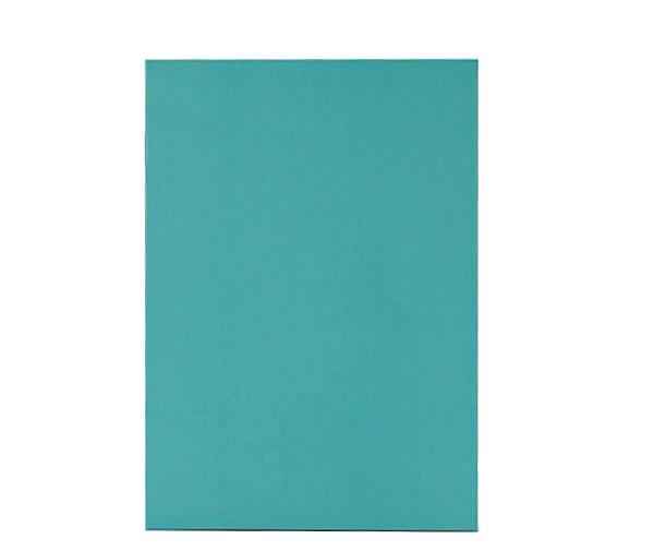 Χειροποίητο Βιβλίο Ευχών γαλάζιο