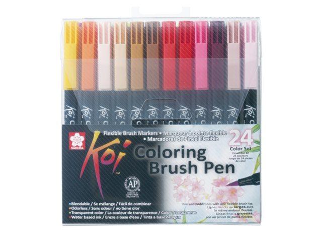 Sakura Koi coloring brush pen