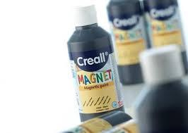 Magnet Paint - Μαγνητικό χρώμα