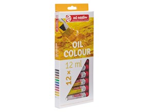 Talens Art Creation oil colour set 12x12 ml