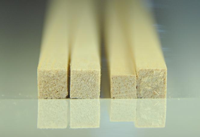 Μπάλσα τετράγωνοι ράβδοι 8mm * 8mm *1 mtr