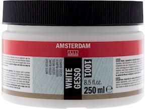 Amsterdam gesso white 1001
