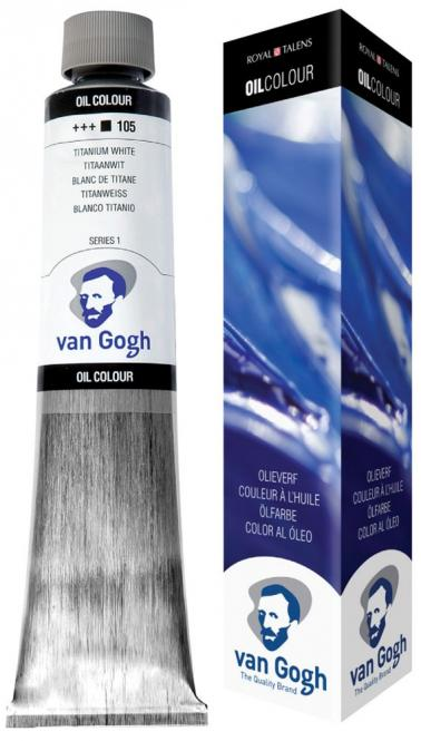 Van Gogh oil colours 200ml