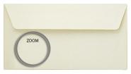 Φάκελος μεταλλιζέ 22x11cm 10τμχ