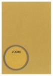 Χαρτί τύπου μεταλλιζέ χρυσό γυαλιστερό 250γρ. 10φ