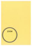 Χαρτί τύπου μεταλλιζέ light χρυσό 250γρ. 10φ