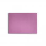 Χειροποίητο Βιβλίο Ευχών σε ροζ υφασμάτινο εξώφυλλο
