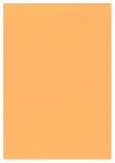 Ανοιχτό πορτοκαλί ριζόχαρτο 90 gr. Α4 10φ.