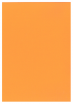 Πορτοκαλί ριζόχαρτο 90 gr. Α4 10φ.