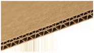 Χαρτόνι οντουλέ 1,5mm 50 χ 70 (καφέ)
