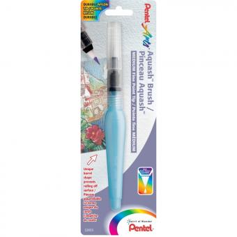 Πινέλο με δοχείο νερού Pentel Aquash Brush Fine Tip