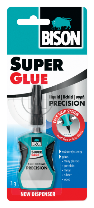 Bison Super Glue PRECISION 3gr.